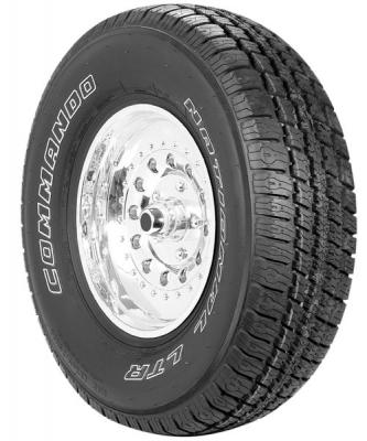 Commando LTR Tires